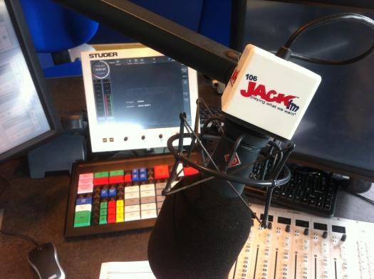 JACK fm studio
